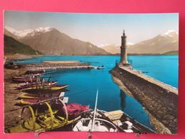 Visuel Très Peu Courant - Italie - Gera Lario - Lago Di Como - Il Faro - Phare - 1964 - 2 Scans - Autres Villes