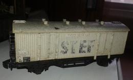Wagon Meccano Hornby Acho Stef - Goods Waggons (wagons)