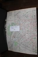 PLAN DU METRO DE PARIS - Technical Plans