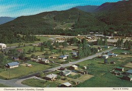 CLEARWATER , B.C. , Canada , 50-70s ; Bird's Eye View - Other