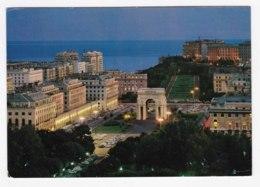 AK83 Genova Di Notte, Piazza Della Vittoria - Genova (Genoa)