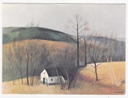 AK83 Art Postcard - La Maison Du Garde By F. Depooter - Paintings