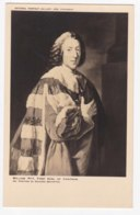 AK83 Art Postcard - William Pitt, First Earl Of Chatham, By Richard Brompton - Paintings