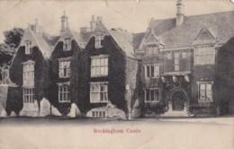 AL55 Rockingham Castle - England