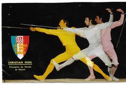 NOEL Christian - Fencing