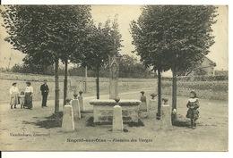 60 - NOGENT SUR OISE / FONTAINE DES VIERGES - Nogent Sur Oise