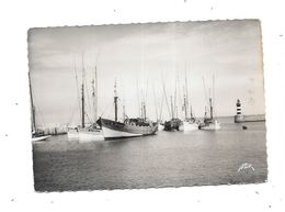 56 - Ile De GROIX : Le Port De Pêche, N° 5133 édition D'art Marceau Carrière Niort - Groix