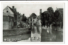 CPA - Carte Postale   Belgique- Brugge - Le Quai Vert  VM2284 - Brugge