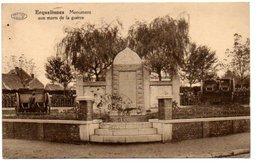 ERQUELINNES. MONUMENT AUX MORTS DE LA GUERRE. - Erquelinnes