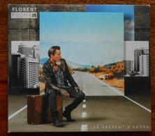 """CD Florent Pägny """" Le Présent D'abord """" Digipack 12 Titres 2017 - Music & Instruments"""