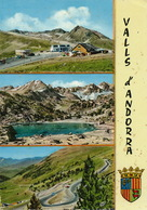 Andorra  Envalira   Timbrée 1965 - Andorre