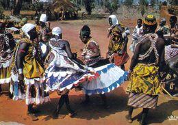 1 AK Kamerun Cameroun * Danses Folkloriques - IRIS Karte - Nummer 7030 - Kamerun