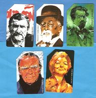 5 Phonecards URMET  From Poland - Phonecards