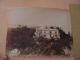 Photo Ancienne Corfou Photographe Borri & Figlio - Lieux