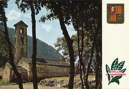 Andorra  Santa Colona   Timbrée 1970 Petite Dechirure - Andorra