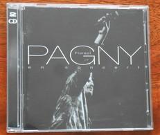 """CD Florent Pägny """" Double CD Live En Concert """" - Musique & Instruments"""