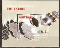 Tonga 2017 Micheln° Bloc 112 ***  MNH  Halley 's Comet - Tonga (1970-...)