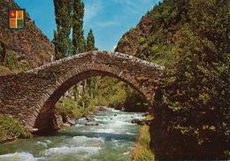 Andorra Massana  Sant Antoni    Timbrée 1968 - Andorra