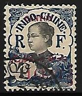 CANTON    -   1919  .  Y&T N° 69 Oblitéré.    Surchargé - Canton (1901-1922)