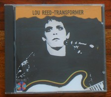 """CD Lou Reed """" Transformer """" - Musique & Instruments"""