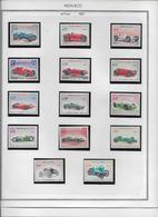 Monaco - Collection Vendue Page Par Page - Timbres Neufs ** Sans Charnière - TB - Ungebraucht