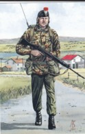 AS38 Military - Radio Operator, 2nd Bn The Royal Regiment Of Fusiliers - Regiments
