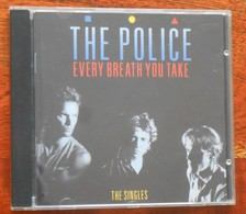 """CD The Police """" Every Breath You Take """" The Singles - Autres - Musique Anglaise"""