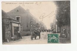 CHEMAZE - ROUTE DE CHATEAU GONTIER - 53 - France