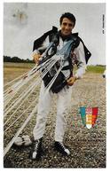 ARMAING Jean - Claude - Parachutting