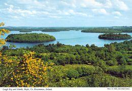 1 AK Irland * Lough Key And Islands - Ein See Im Nordwesten Der Grafschaft Bei Der Stadt Boyle - County Roscommon * - Roscommon