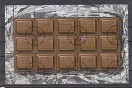 SUISSE 2001:  Le Chocolat Suisse, Une 'plaque' Complète, Oblitérés PJ - Gebraucht
