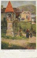 Knjazevac P. Used To Graçay Mourillon France  Painting Stefan Simony - Serbie
