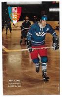 LANG Paul - Hockey - Minors