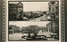 Subotica Real Photo - Serbie