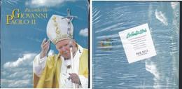 Francobolli D'orati 2005 Isole Salomone Solomon Island Papa Giov. Paolo II°.FOLDER COLLECTOR CLUB. - Isole Salomone (1978-...)