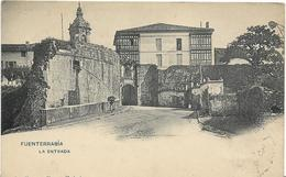 ~  JP  ~   FUENTERRABIA  ~       La Entrada~ - Espagne
