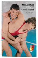 BOUCHOULE André - GRANGIER Michel - Lotta (Wrestling)