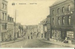 Bonsecours -- Grand' Rue.      ( 2 Scans ) - Péruwelz