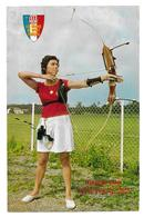 DAME Pierrette - Archery