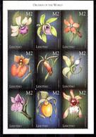 Serie De Lesotho Nº Yvert 1506/14 ** FLORES (FLOWERS) - Lesotho (1966-...)
