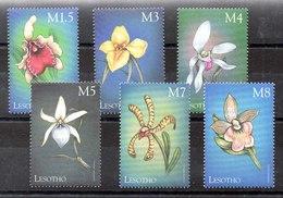 Serie De Lesotho Nº Yvert 1524/29 ** FLORES (FLOWERS) - Lesotho (1966-...)