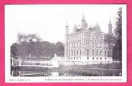 Zulte Château D'Olsene à M. Stanislas Piers De Raverschoot éd. C. Baune A54 Imp. L. Van Der Aa CPA Non Circ. - Zulte