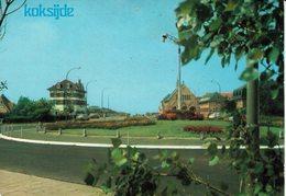 SAINT-IDESBALD-COXYDE-KOKSIJDE-SOLL CRESS  HOTEL-STER DER ZEE198? - Koksijde