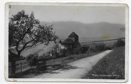 (RECTO / VERSO) LIECHTENSTEIN - VADUZ EN 1939 - BEAU TIMBRE ET CACHET - LEGERS PLIS - CPA VOYAGEE - Liechtenstein