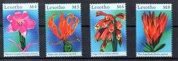Serie De Lesotho N ºYvert 1652G/52K ** FLORES (FLOWERS) - Lesotho (1966-...)