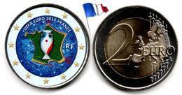 France - 2 Euro 2016 - (UEFA Euro 2016 - Colorée) - France