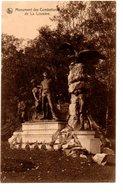MONUMENT DES COMBATTANTS DE LA LOUVIERE. - La Louvière