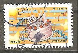 FRANCE 2018 Adhésif Y T N ° 1559 Oblitéré Cachet Rond - Frankreich