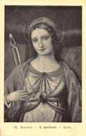 R190591 41. Saronno. S. Apollonia. Luini. S. Giuseppe - Welt