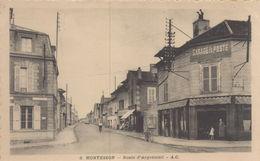 Montesson : Route D'Argenteuil - Montesson